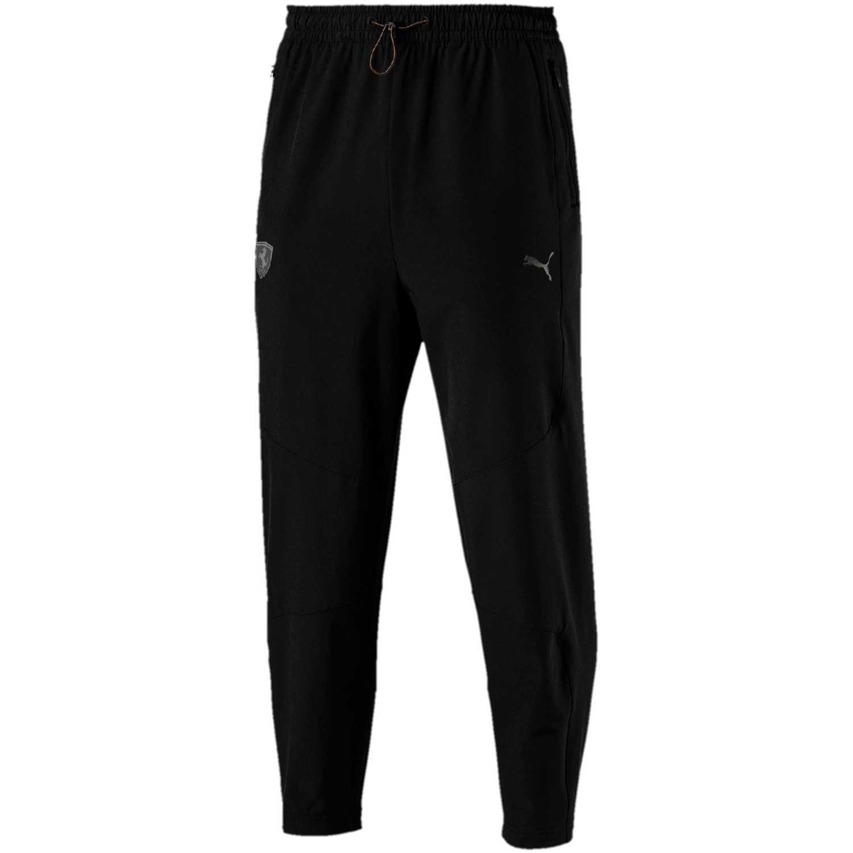 Pantalón de Hombre Puma Negro /gris ferrari life pants