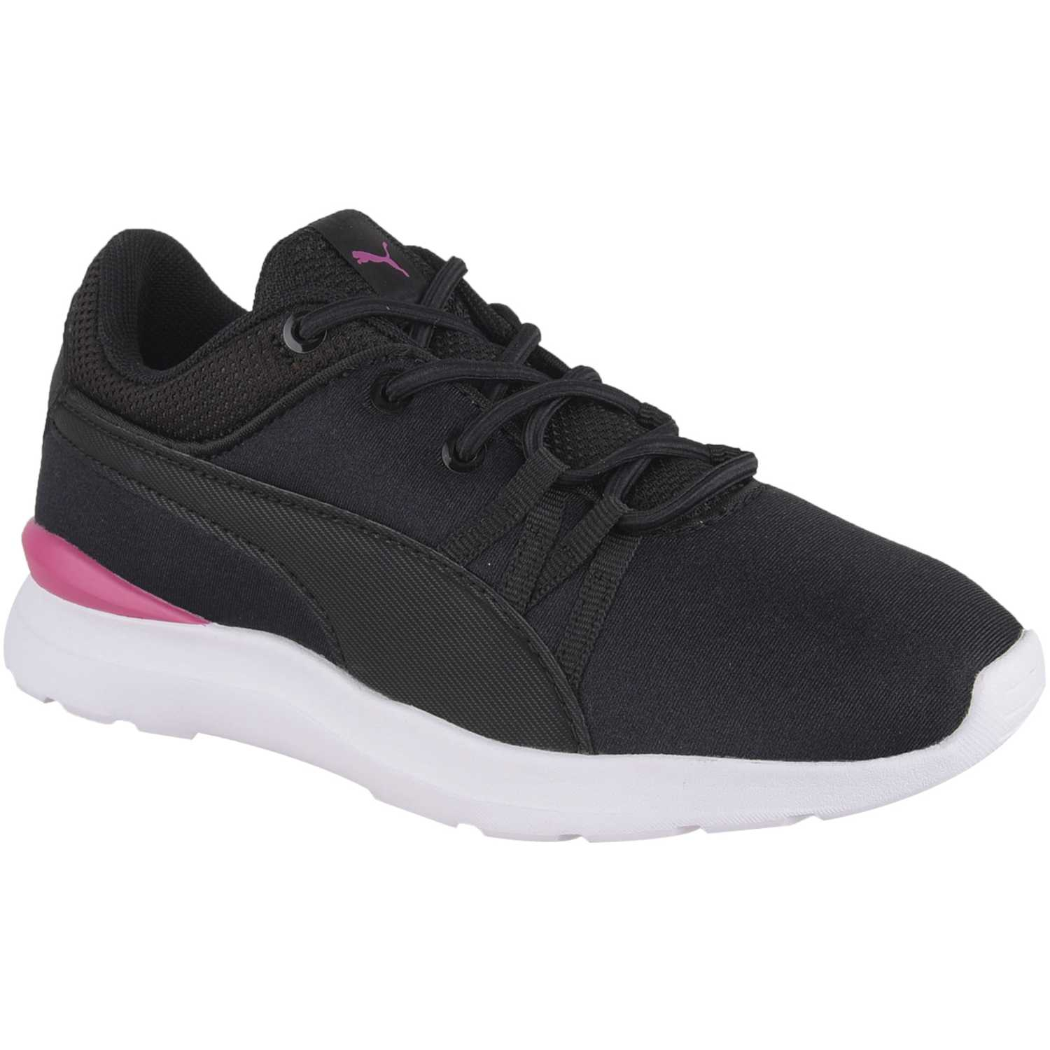 Puma adela ac ps Negro / fucsia Walking