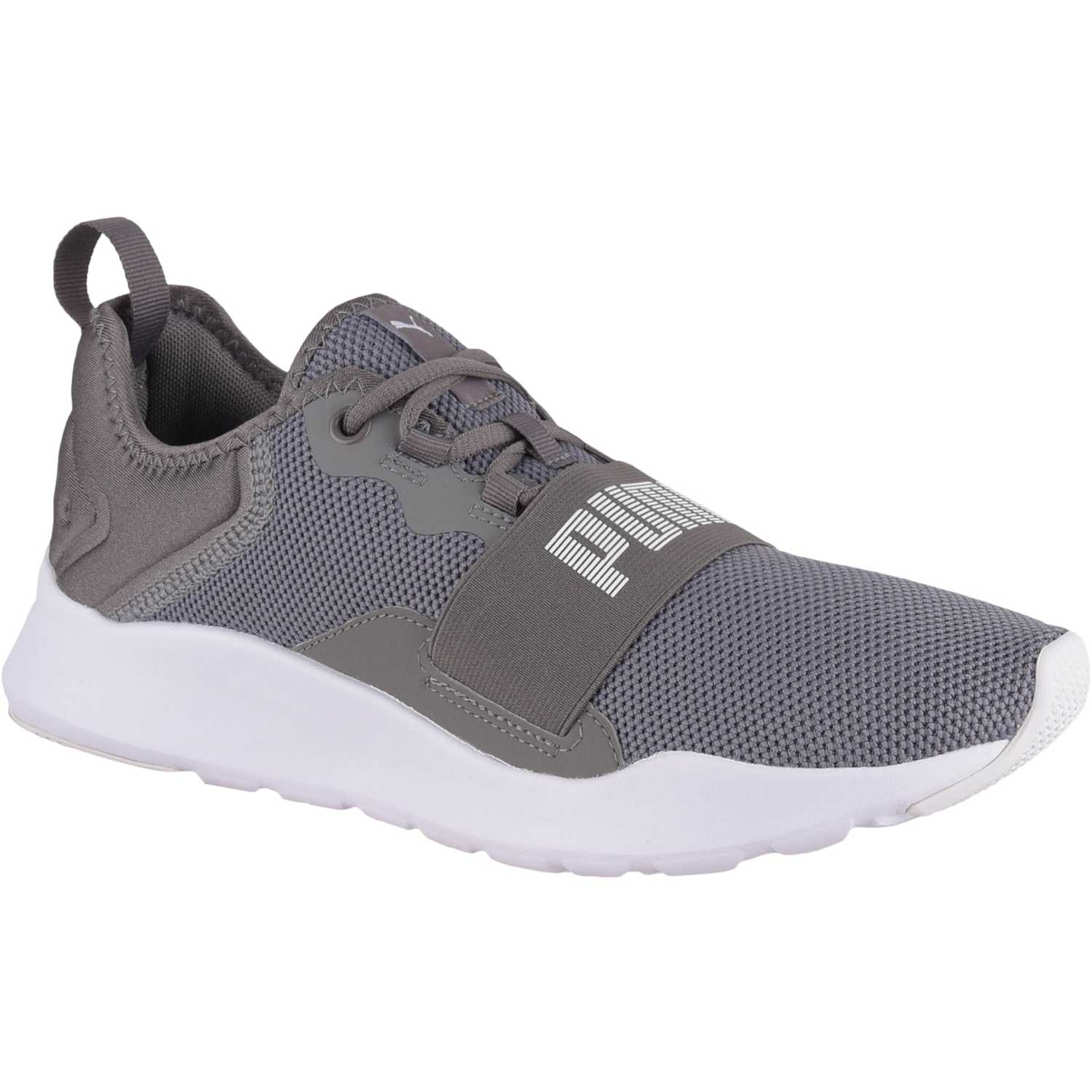 Puma puma wired pro Gris / blanco Walking | platanitos.com