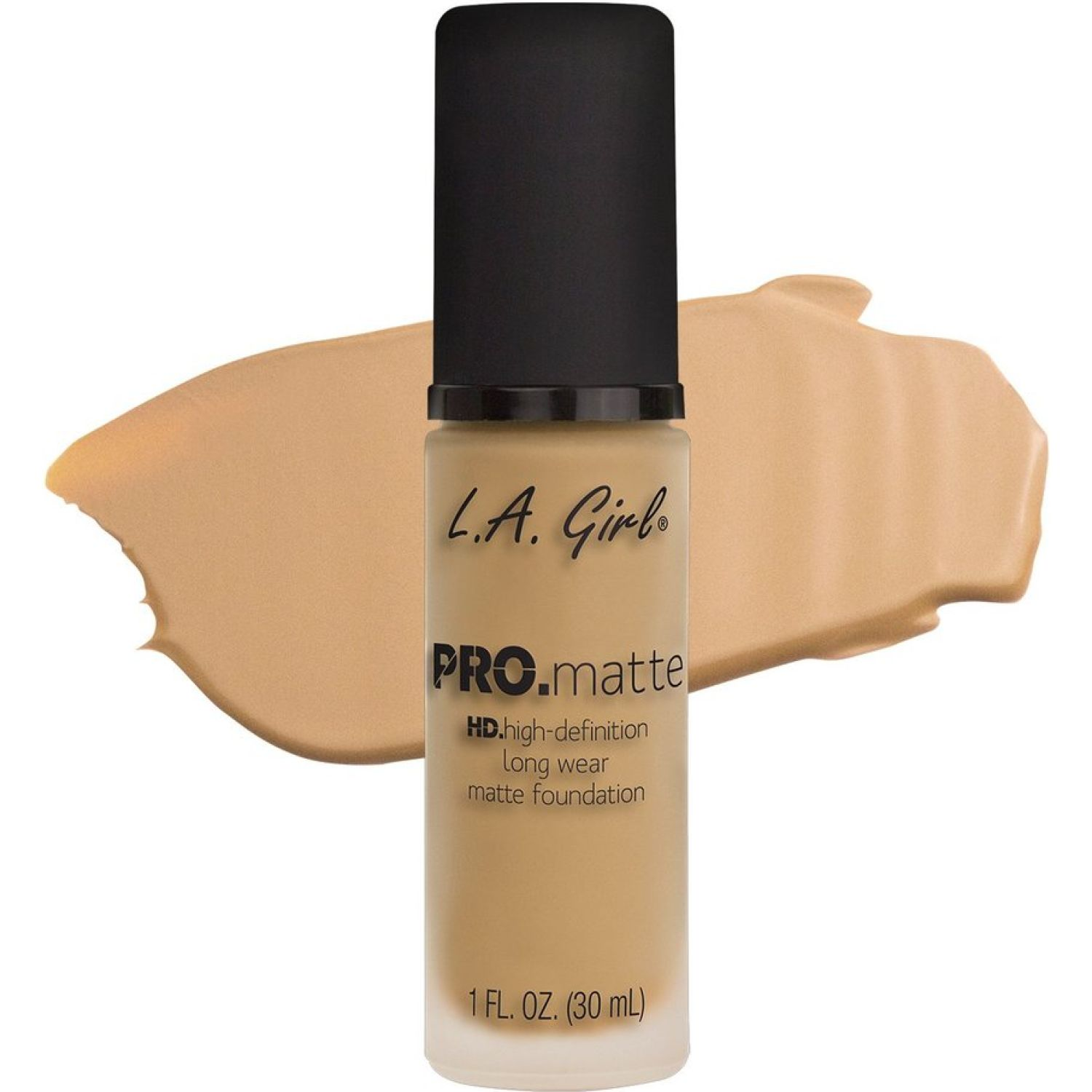 L.a. Girl Pro Matte Foundation Beige Bases