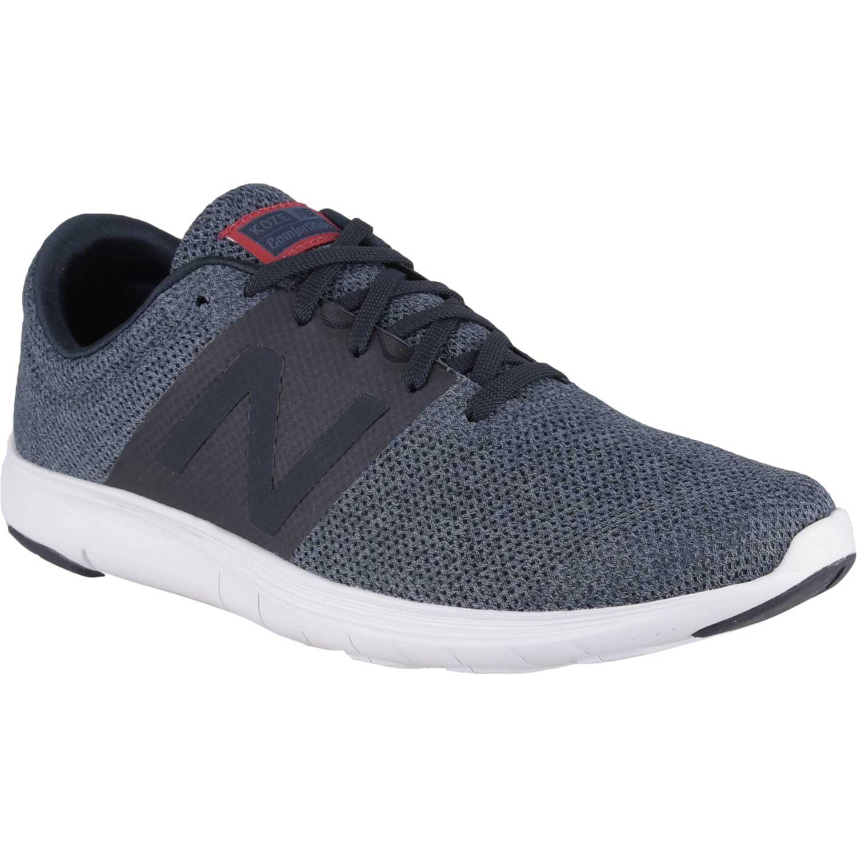 New Balance koze Acero / negro Trail Running   platanitos.com