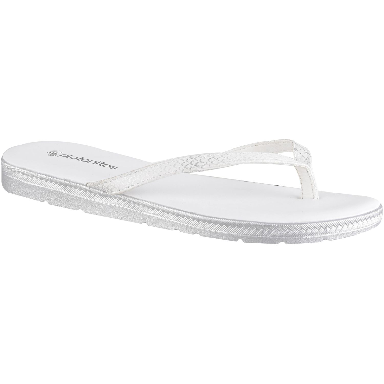 Platanitos Sf 9063 Blanco Flats