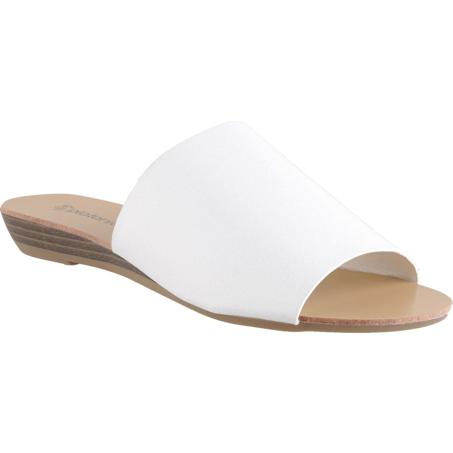 Platanitos sf 7101 Blanco Flats