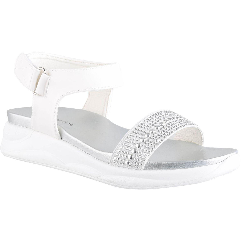 Platanitos sfp sporty Blanco Flats