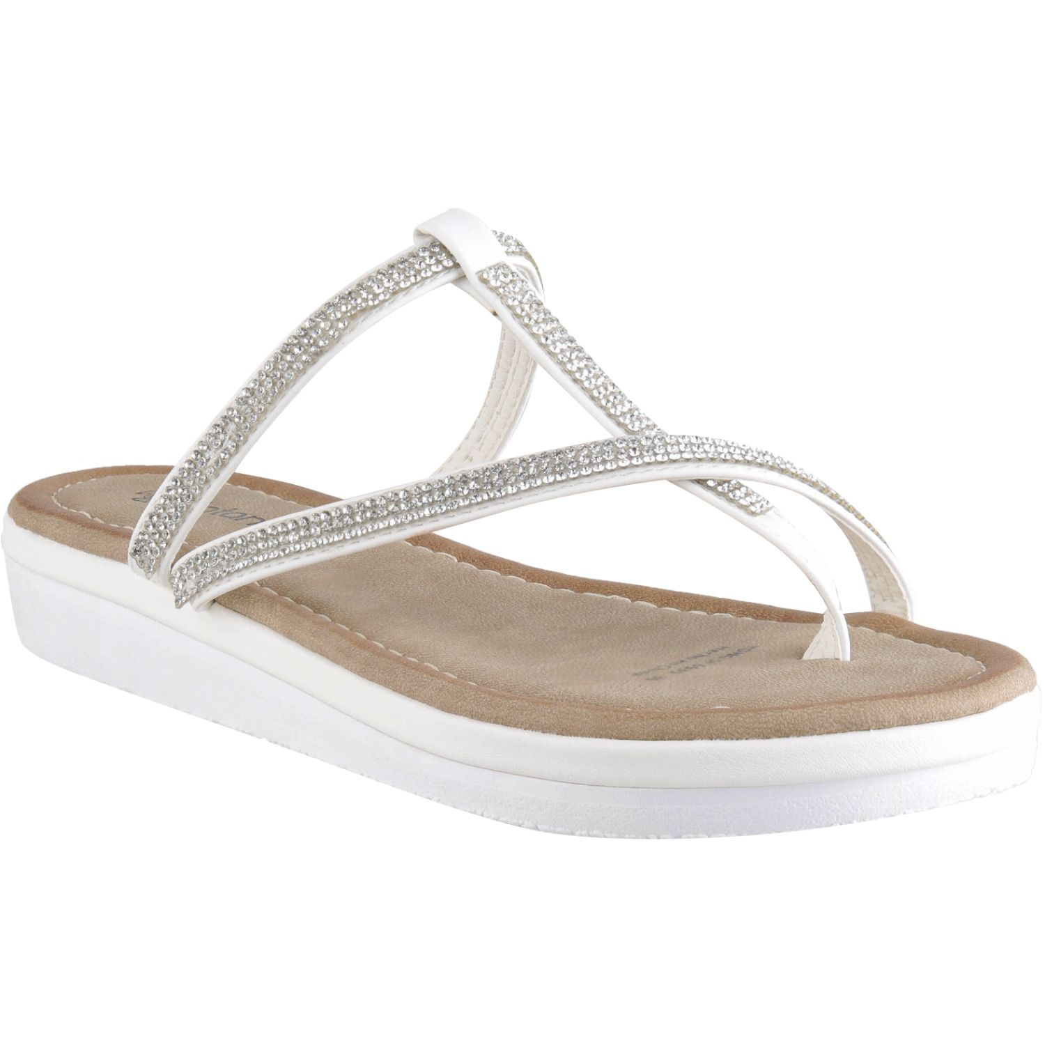 Platanitos sf 6939 Blanco Flats