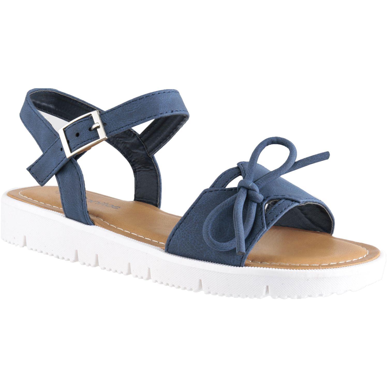 Platanitos Sf 6015 Azul Flats