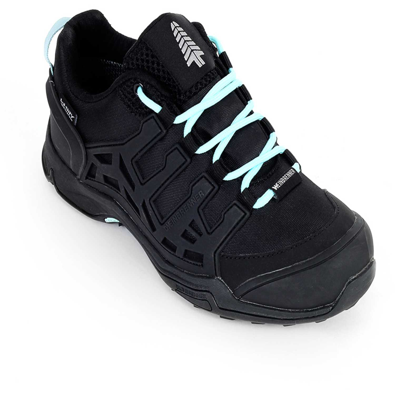 WEINBRENNER serra pro 3w Negro Calzado hiking