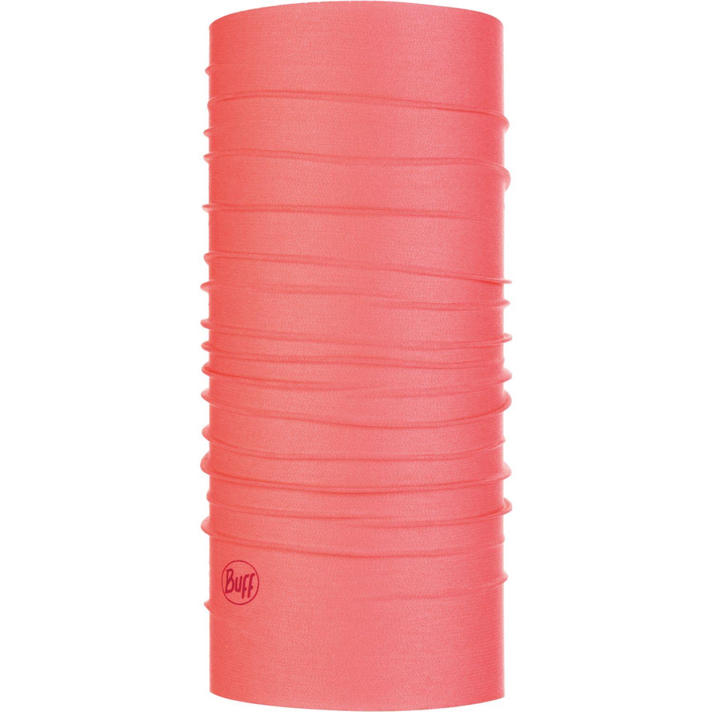 BUFF coolnet uv+ solid rose pink Coral Gaiters de Cuello o Calienta Cuellos