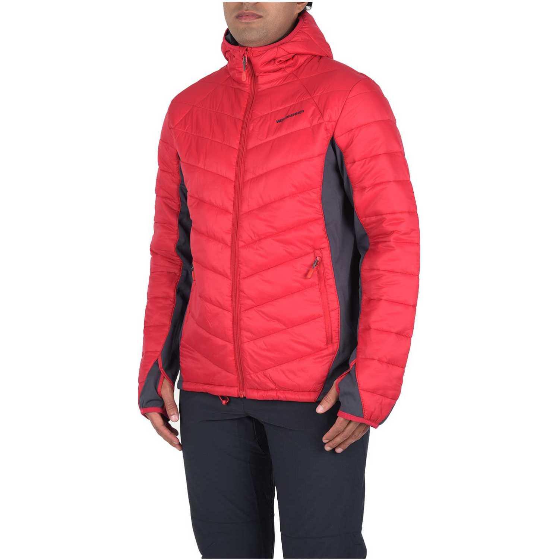 WEINBRENNER jacket 3 en 1 Rojo Plumas y alternos
