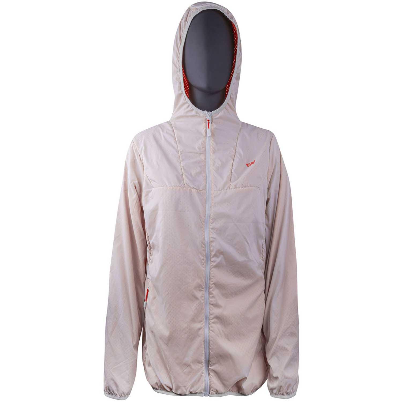 WEINBRENNER wind jacket Rosado Plumas y alternos