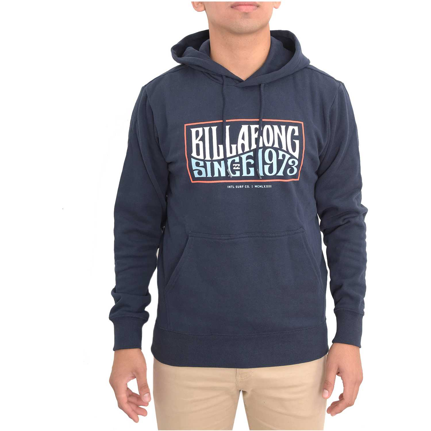 Polera de Hombre Billabong Navy wave days po hdy