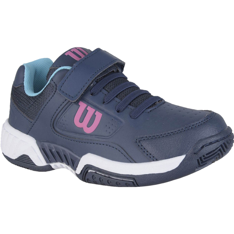 Wilson game tennis 2.0 ftw g Azul Walking
