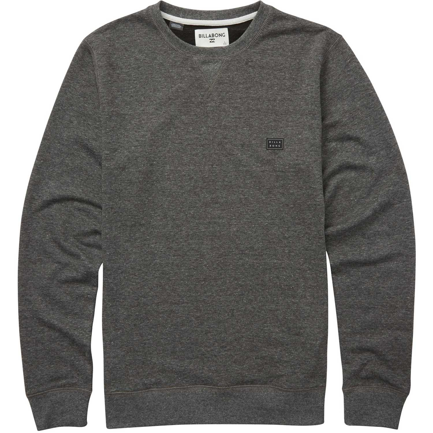 Billabong all day crew Negro Hoodies y Sweaters Fashion