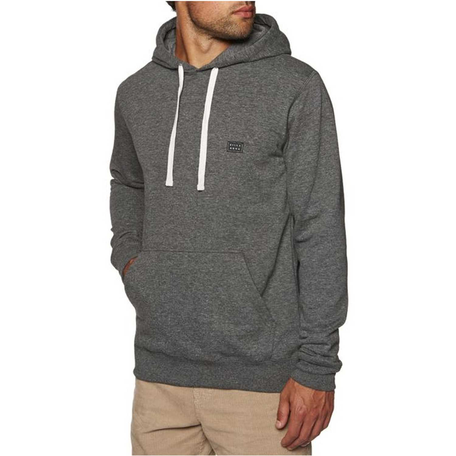 Billabong all day po hdy Negro Hoodies Deportivos
