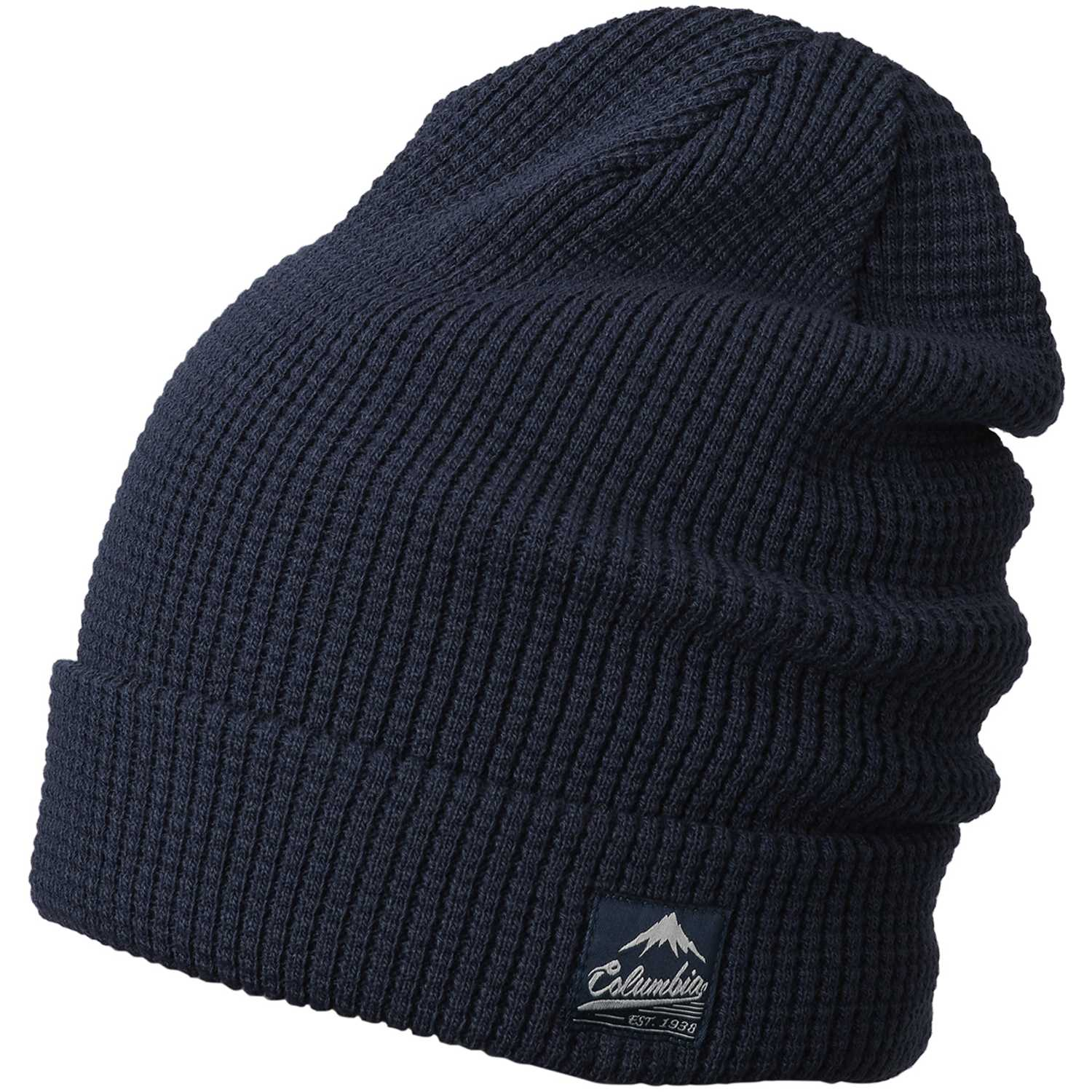 Columbia lost lager w bean Navy Chullos y Gorros
