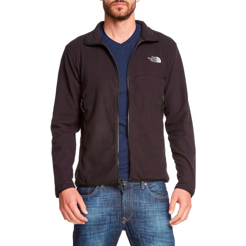 The North Face m glacier alpine jacket Negro Sweatshirts Deportivos