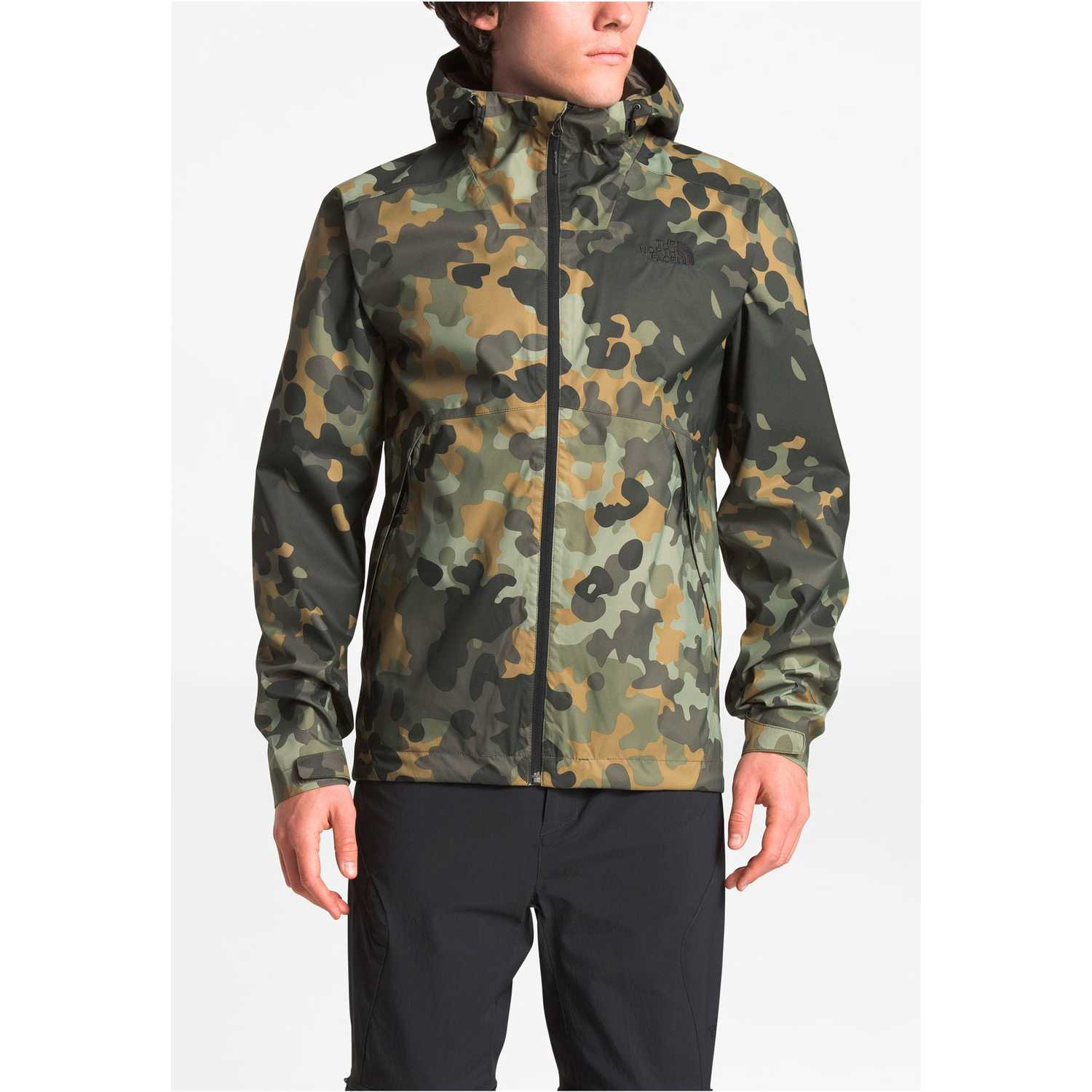 The North Face m millerton jacket Camuflado Rompevientos