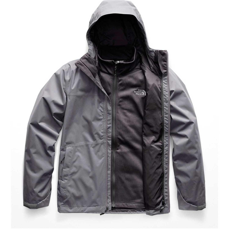 Casacas de Hombre The North Face Plomo m arrowood triclimate jacket