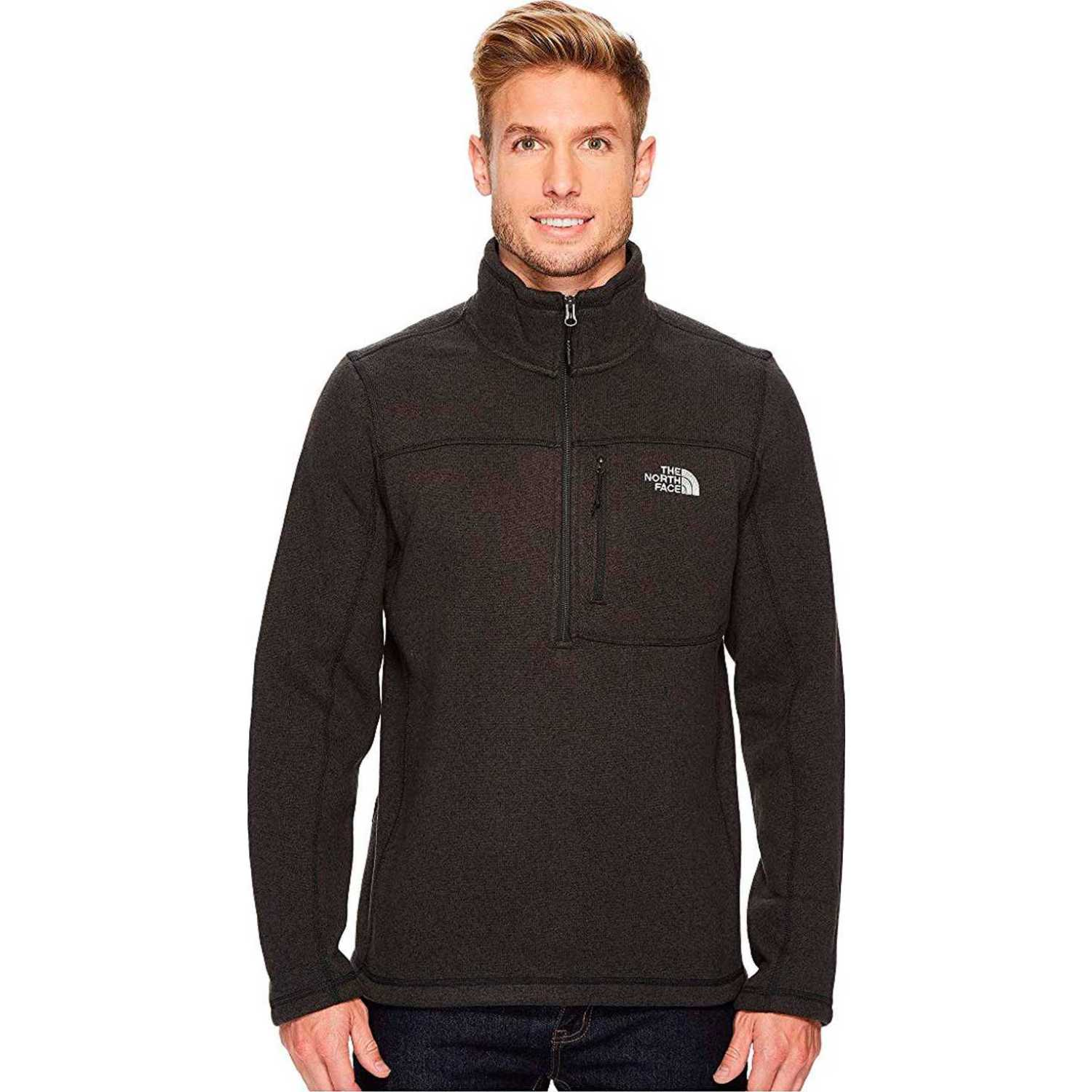 Casaca de Hombre The North Face Negro m gordon lyons 1/4 zip