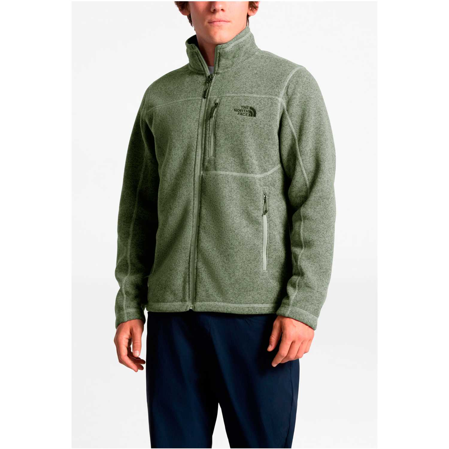 The North Face m gordon lyons full zip Verde Pullovers