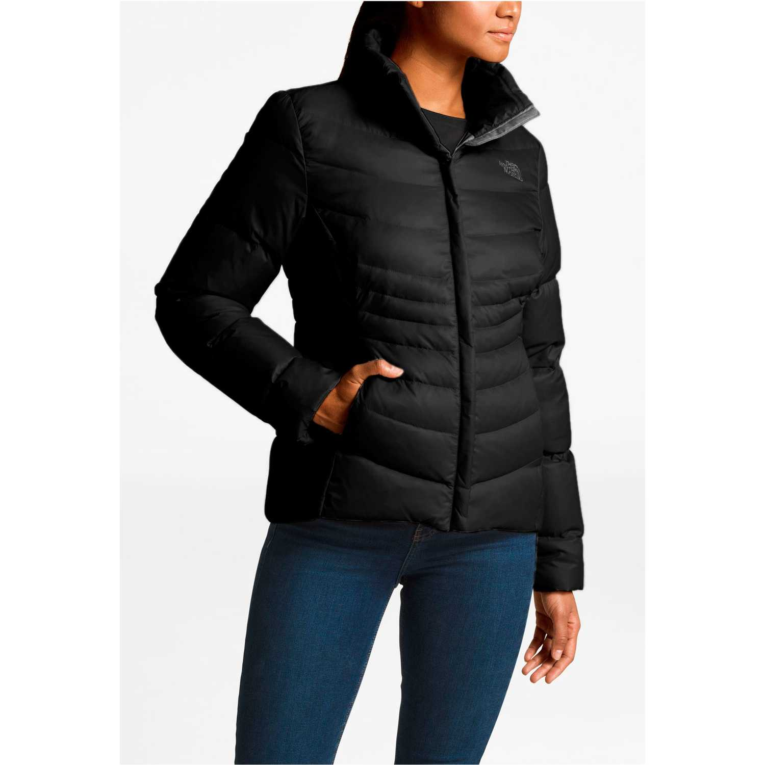 The North Face W Aconcagua Jacket Ii Negro Impermeables y chaquetas
