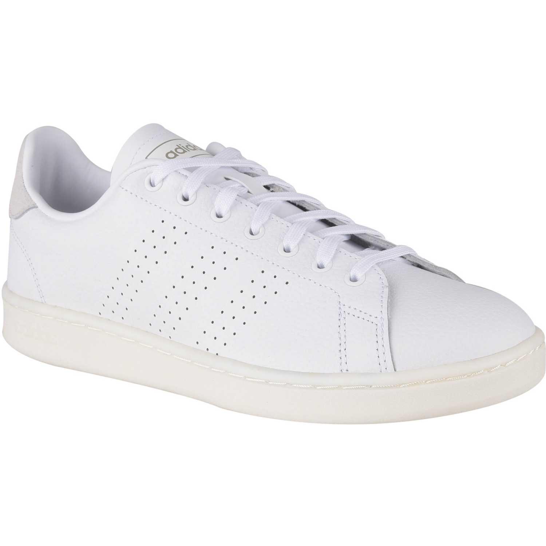 Adidas advantage Blanco Tennis & Deportes con Raqueta