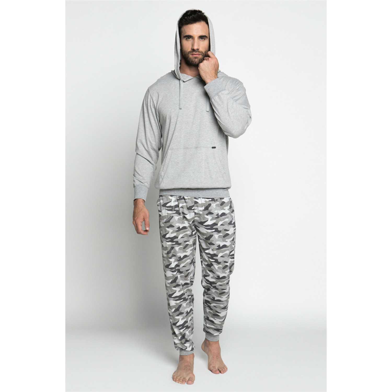 Pijamas de Hombre Kayser Gris 67.1084-gri