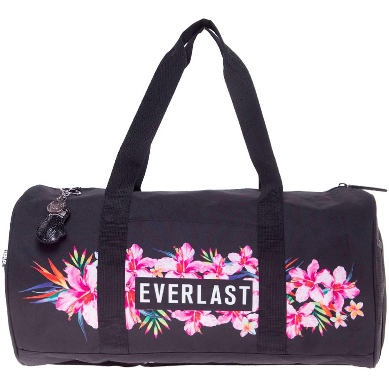 Everlast bolso bts spring Negro / rosado