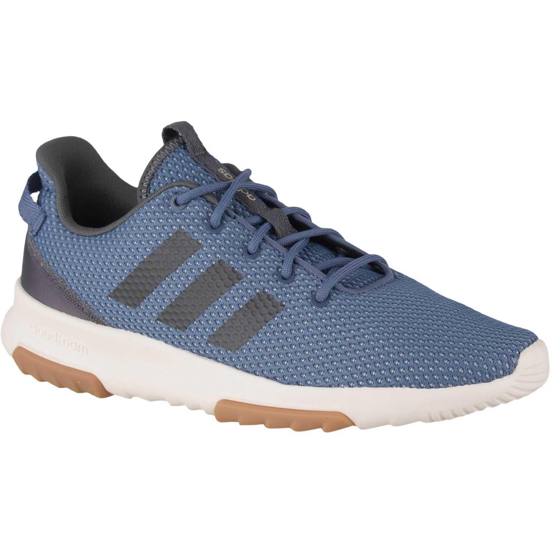 Adidas cf racer tr Azul Running en pista