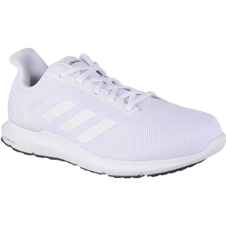 Adidas cosmic 2 Blanco Running en pista