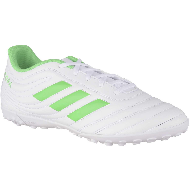 Adidas Copa 19.4 Tf Blanco Hombres
