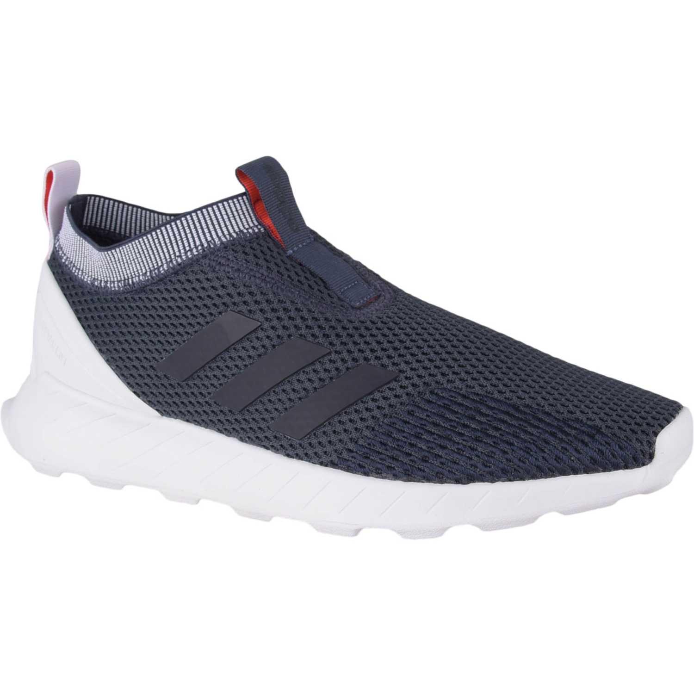 Adidas questar rise sock Negro Running en pista