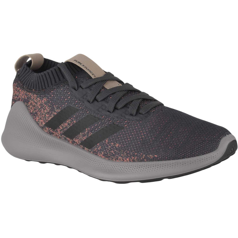 Adidas purebounce+ m Plomo Running en pista