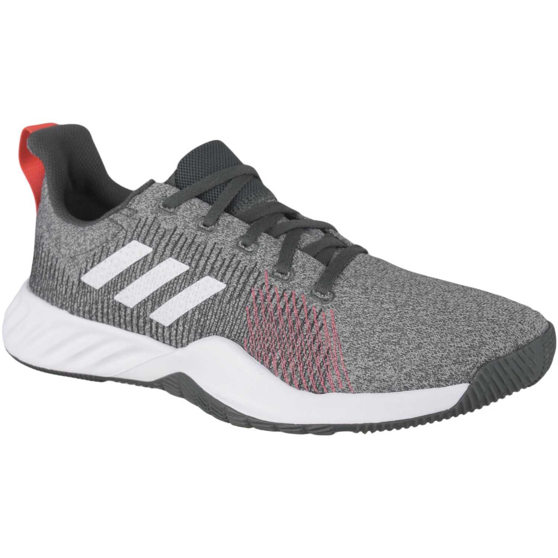 Zapatilla de Hombre Adidas Gris solar lt trainer m