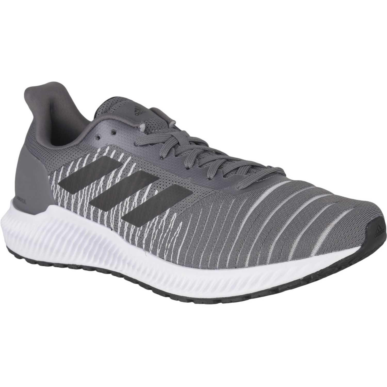 Adidas solar ride m Plomo Running en pista