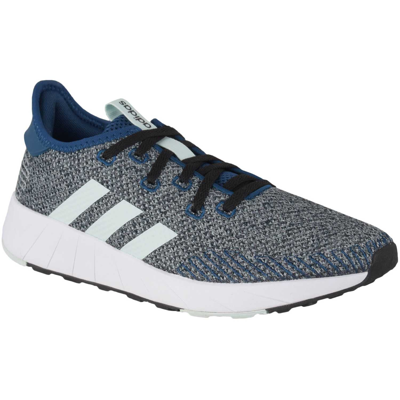 Adidas Questar X Byd Azul Correr por carretera