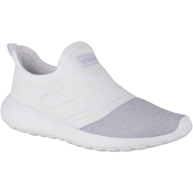 Zapatilla de Mujer Adidas Blanco lite racer slipon
