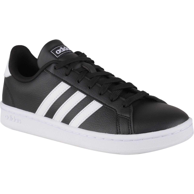 Adidas grand court Negro Walking
