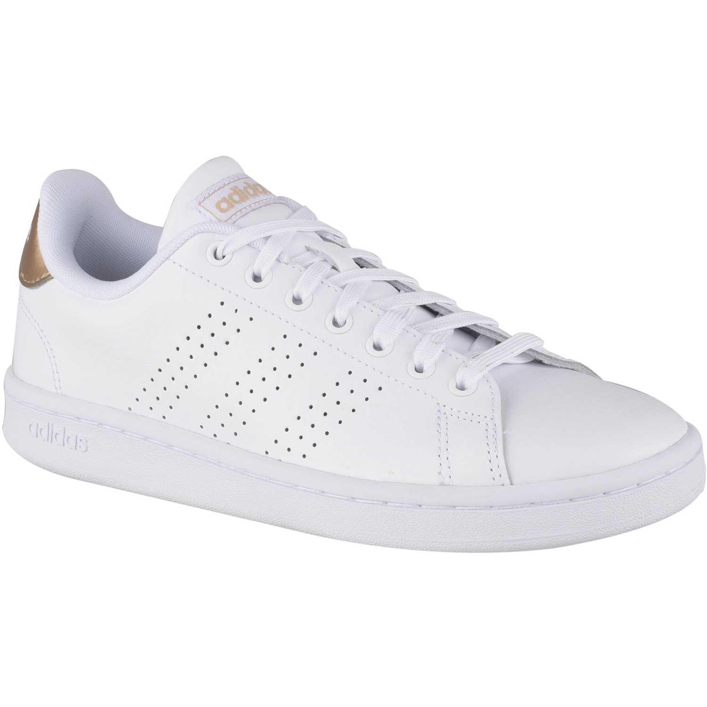 Adidas ADVANTAGE Blanco Mujeres