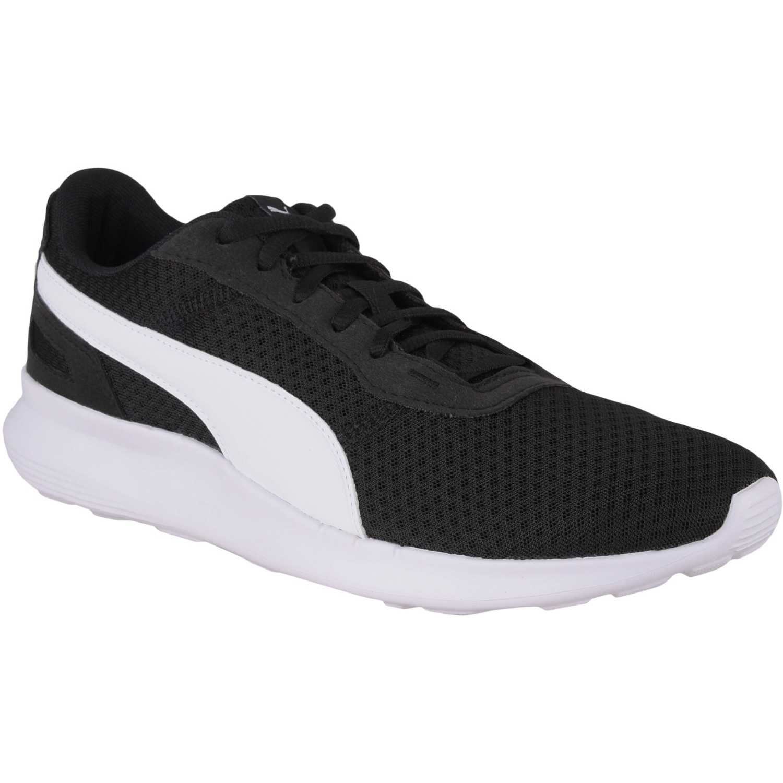 Puma ST Activate Negro / blanco Walking