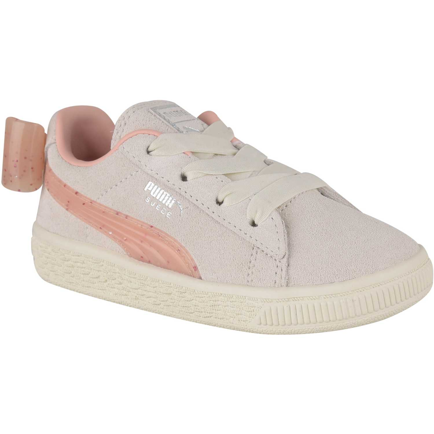 Puma suede bow jelly ac inf Crema Walking