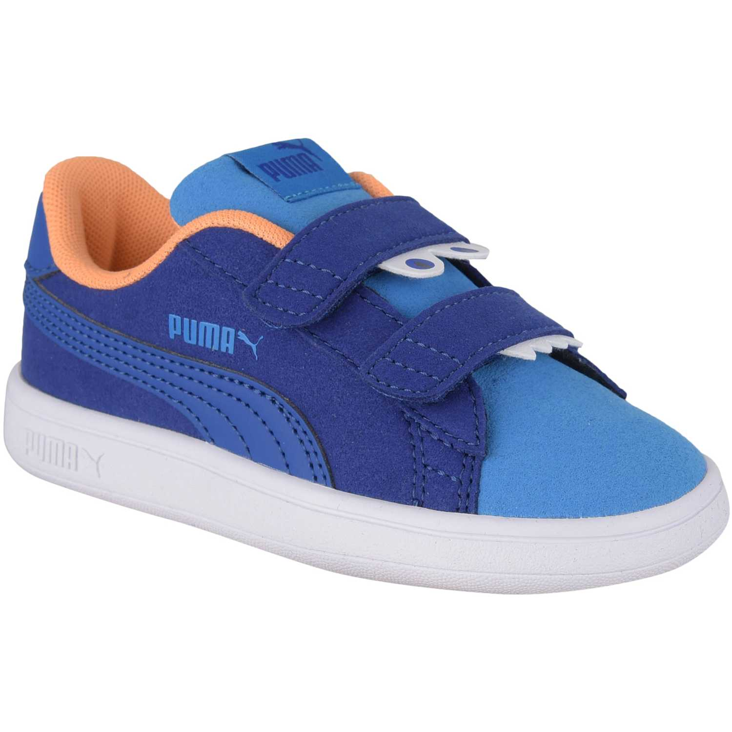 Puma puma smash v2 monster v inf Azul / celeste Walking
