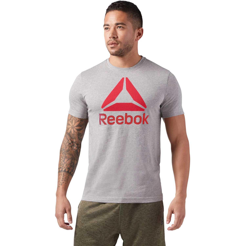 Reebok qqr- reebok stacked Gris