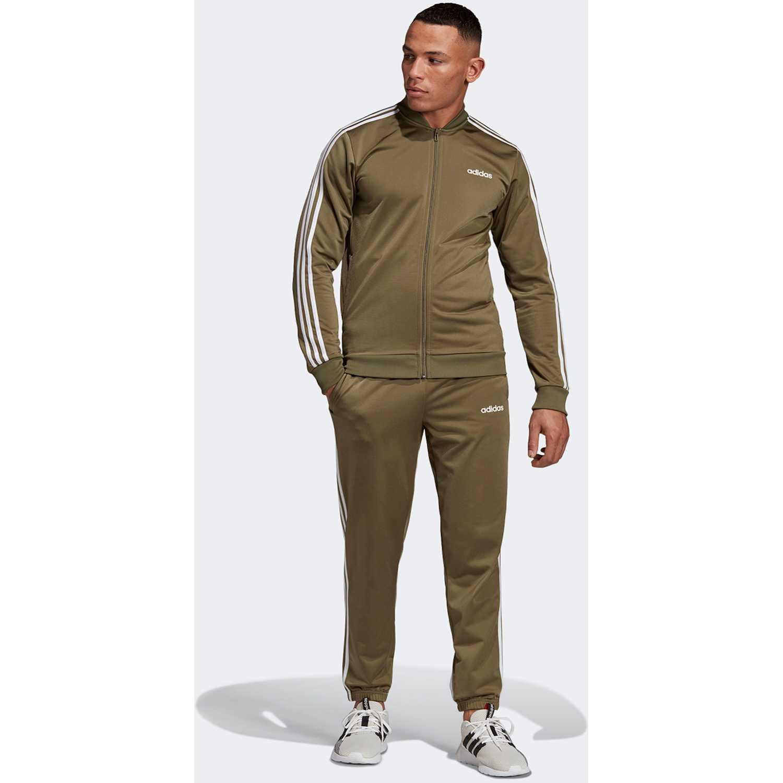 Buzo de Hombre Adidas Verde mts b2bas 3s c