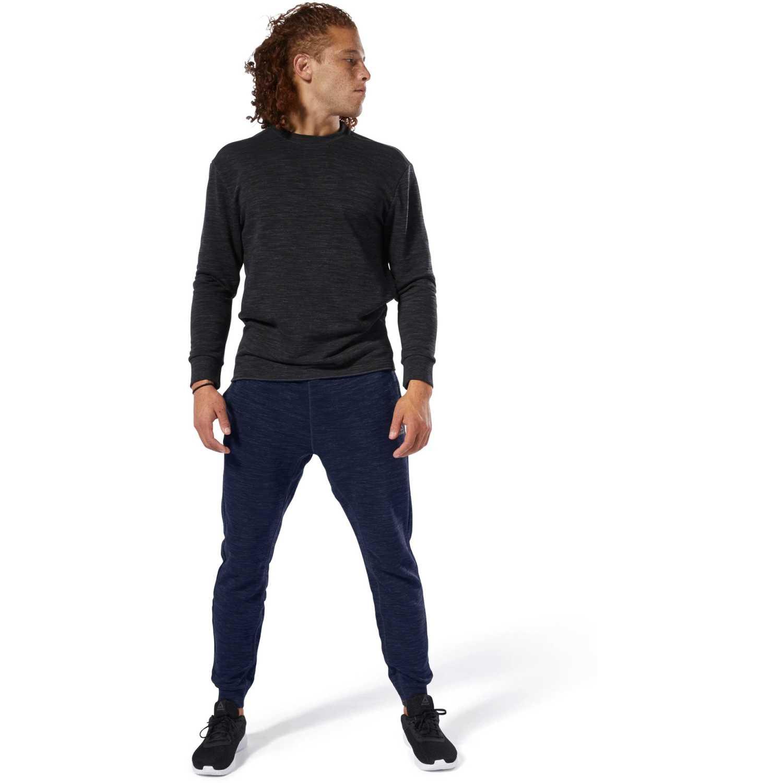 Reebok te marble group jogger Navy Pantalones Deportivos