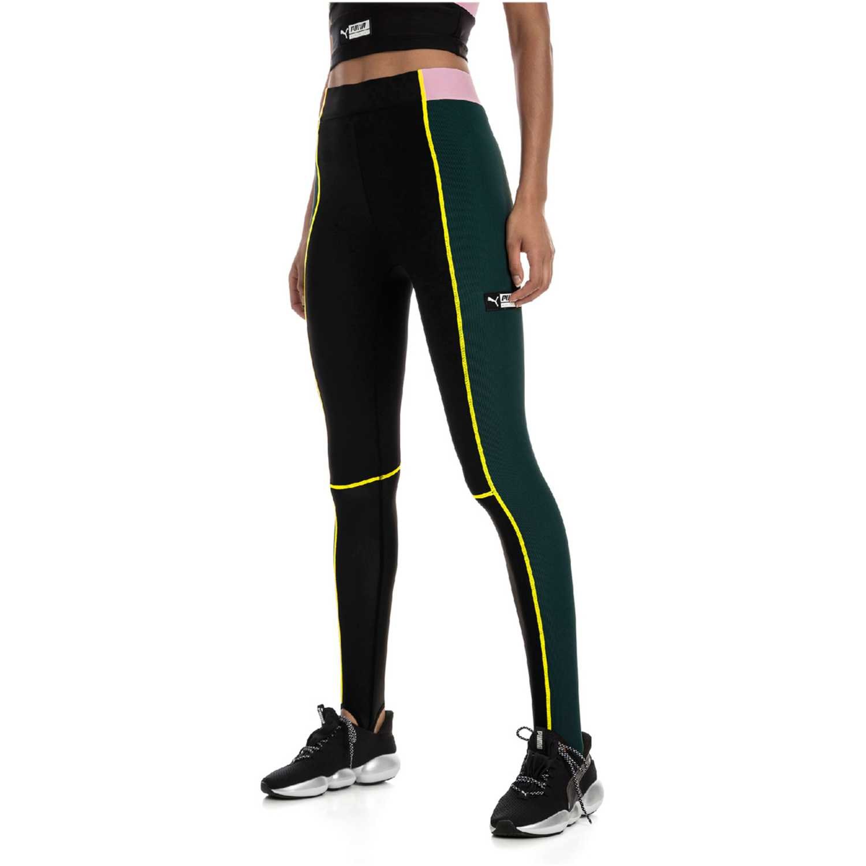 Deportivo de Mujer Puma Verde / negro tz highwaist legging stir up