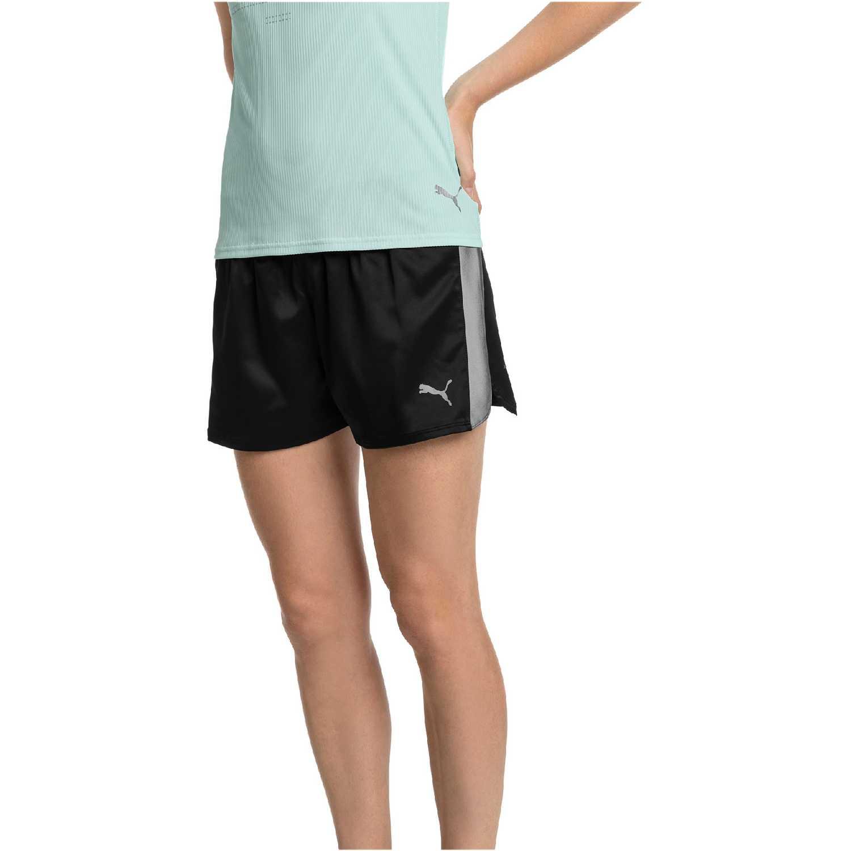 Puma Blast 3 pulg Short Negro / blanco Shorts Deportivos