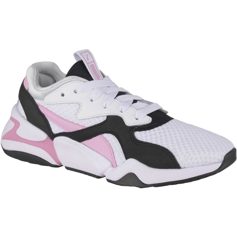 zapatillas mujer puma nova