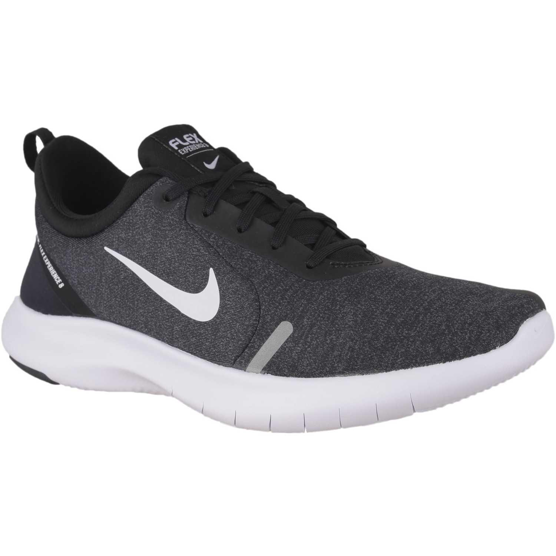 Nike NIKE FLEX EXPERIENCE RN 8 Negro / blanco Trail Running