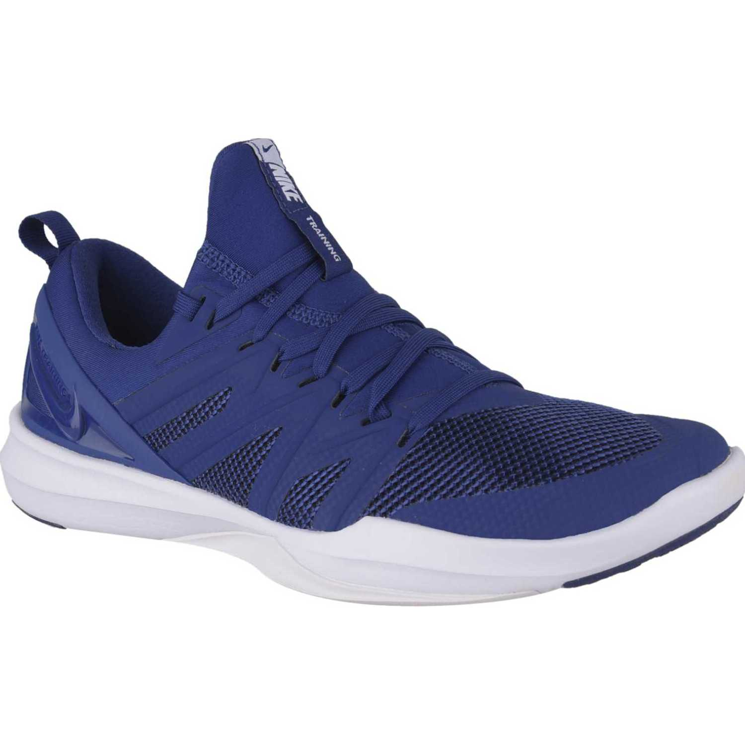 Nike nike victory elite trainer Azul / blanco Hombres